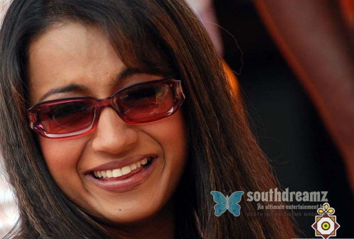 Hot Actress Trisha Krishnan Pictures South Indian Cinema Gallery