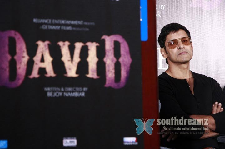 David first look launch vikram jeeva stills 12