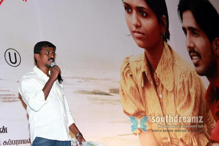 Neer paravai movie music launch stills 7