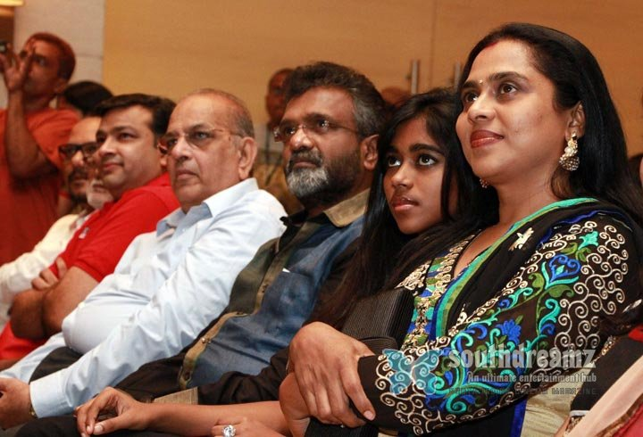 Tamil film puthagam trailer launch stills 13