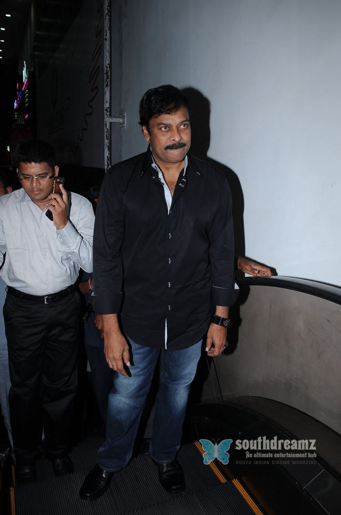 Telugu actor chiranjeevi stills 9