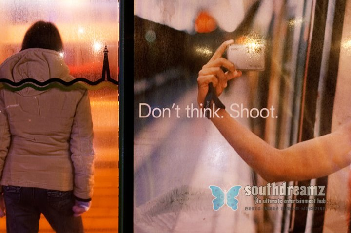 Dont think shoot