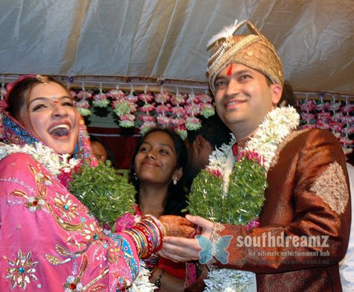 Aarti agarwal wedding 2
