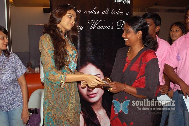 Get andrea celebrates womens day stills 5