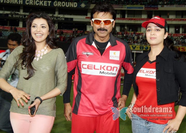 Celebs at telugu warriors vs veer marathi ccl 2013 first semi final photos 53