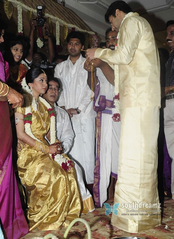 Tamil actor jeyam ravi wedding 02
