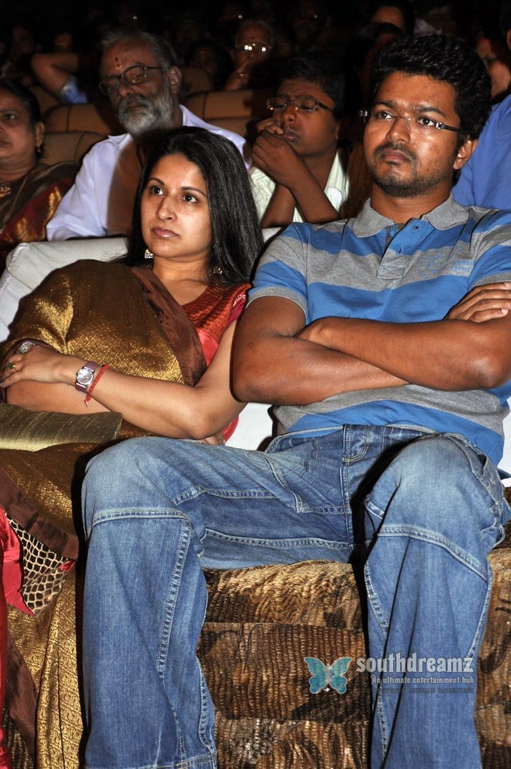 Vijay mom shoba at chennaiyil thiruvaiyaru 2009 21