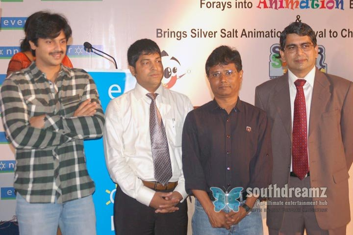 Silver salt animation festival 2010 launch pictures photos stills 43