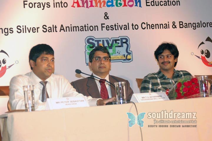 Silver salt animation festival 2010 launch pictures photos stills 49