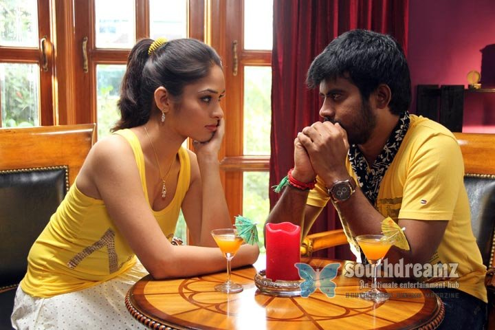 Thagadu movie working stills 8