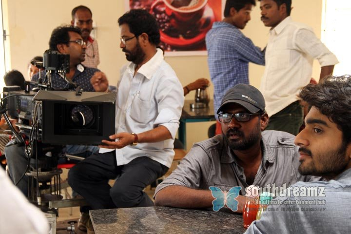Vazhapazham movie working stills 4
