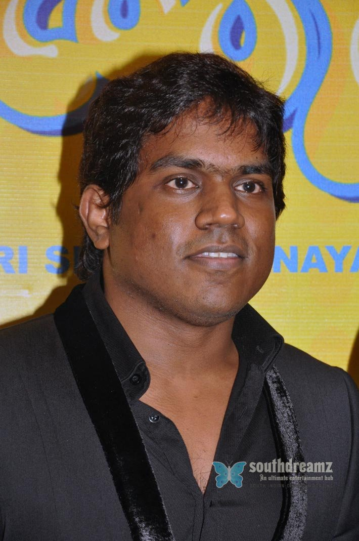 Yuvan shankar raja indian film score and soundtrack composer singer and lyricist stills2