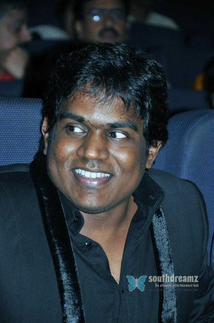 Yuvan shankar raja indian film score and soundtrack composer singer and lyricist stills5
